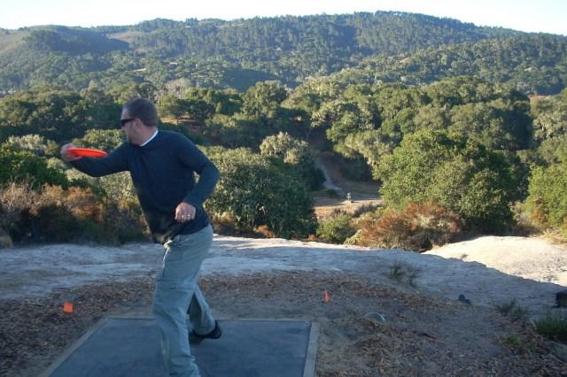 disc golf lessons, disc golf teambuilding, disc golf book, disc golf backhand