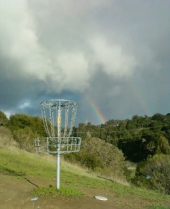 Aptos DGC Hole 7 Double Rainbow
