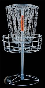 Product photo of the Mach X from discgolf.com, DGA's website.