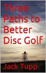 disc golf book, disc golf instruction