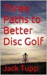 disc golf book, disc golf instruction