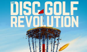 The Disc Golf Revolution, disc golf book,