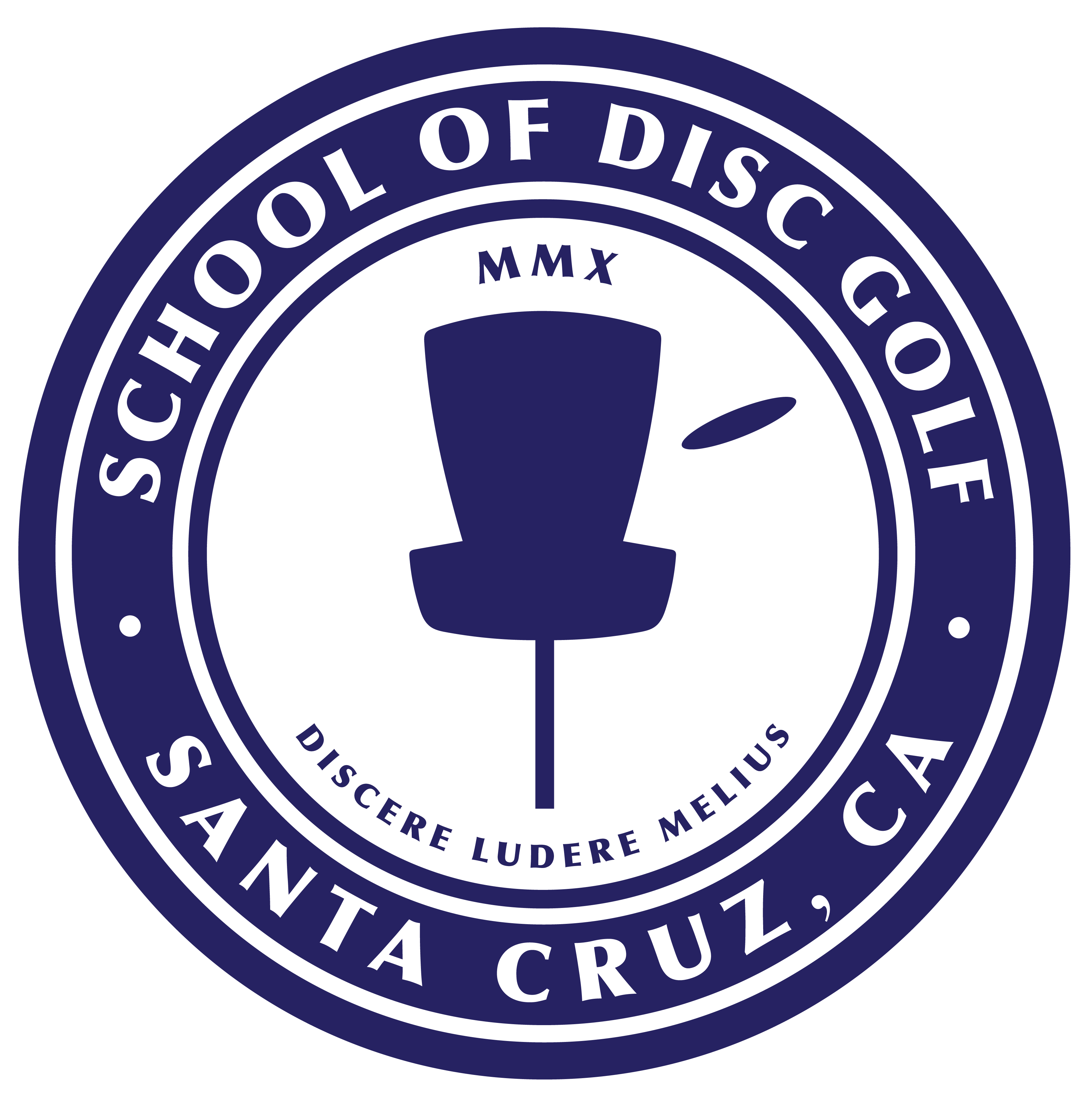school of disc golf