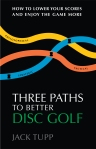 disc golf book, disc golf gifts, how to play disc golf